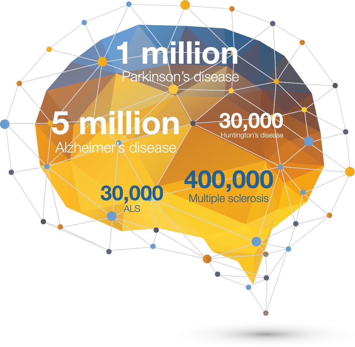 Brain prevalence infographic
