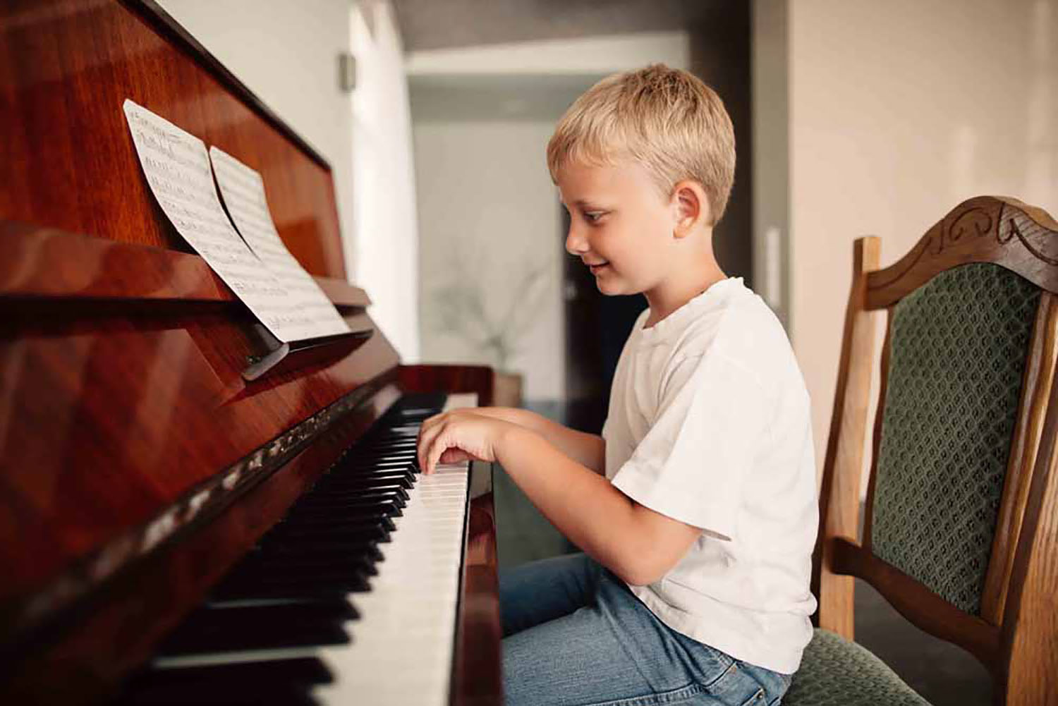 Piano lessons rock at Greenwich Arts Academy