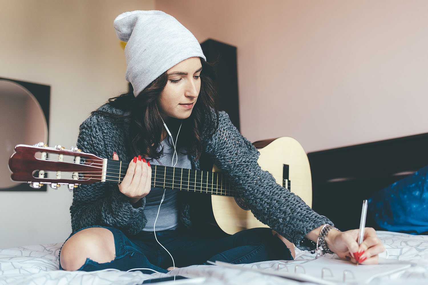 Songwriting lessons rock at Greenwich Arts Academy