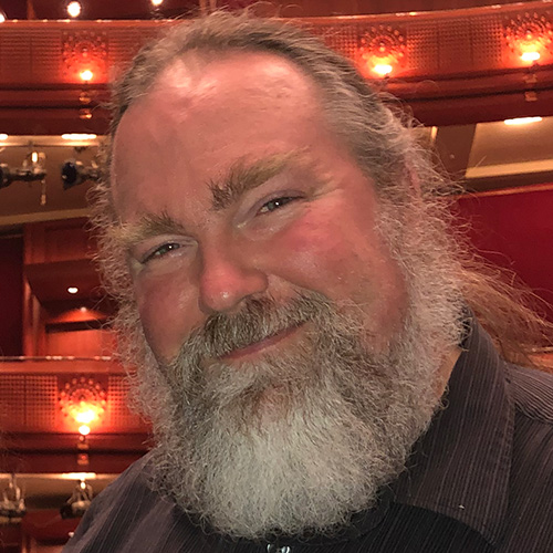 Michael Hienzsch, founder and director of Greenwich Arts Academy