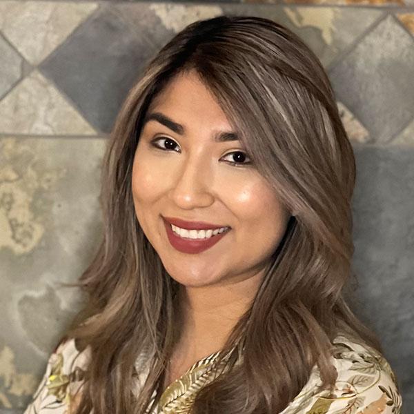 A headshot photo of Marilee