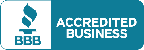 BBB Accredited Business label