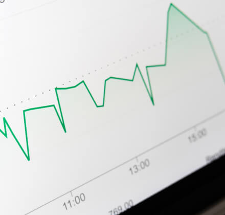 Data & analytics dashboard