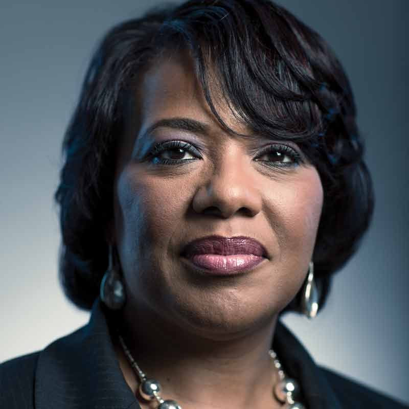 Photo of Dr. Bernice King
