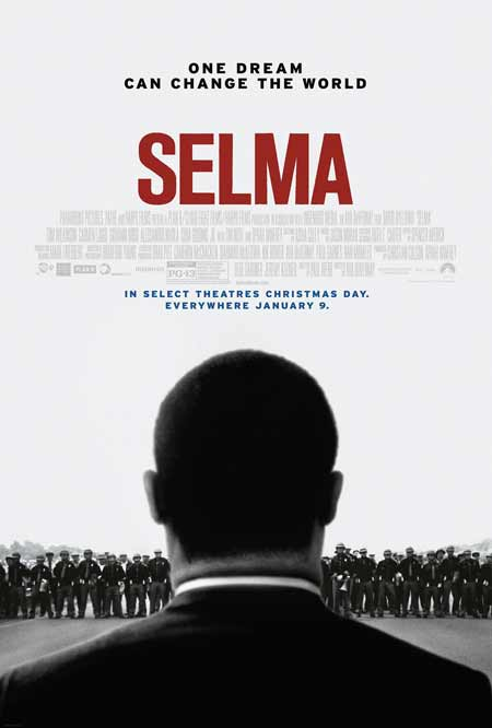 "Cover of the film ""Selma"", directed by Ava DuVernay"