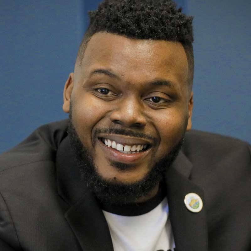 Photo of Michael Tubbs