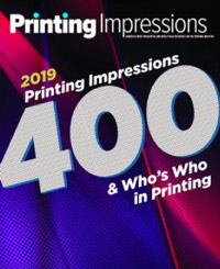 Printing Impressions 400 Cover
