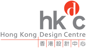 Logo for MAKE partner and client Hong Kong Design Centre.