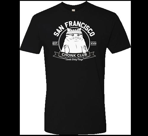 Chonk city shirt chonk club