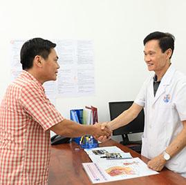 Bác sĩ Hà Văn Hương - Phòng khám đa khoa quốc tế Hồ Chí Minh