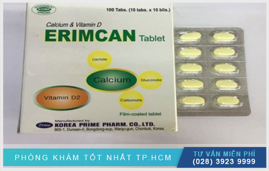 Thuốc Erimcan