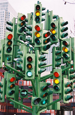 If Sales Pipelines Were Traffic Lights ...