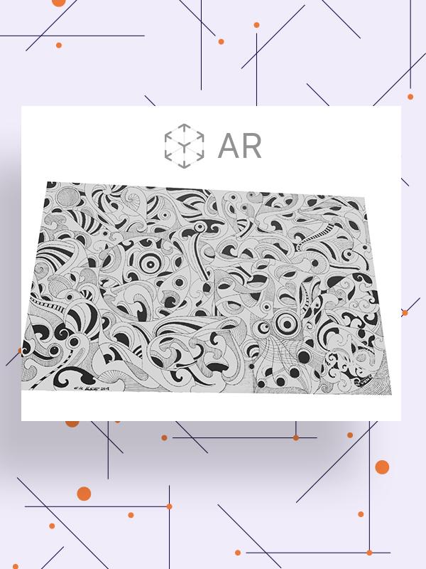Chromomatrix - Art AR technology
