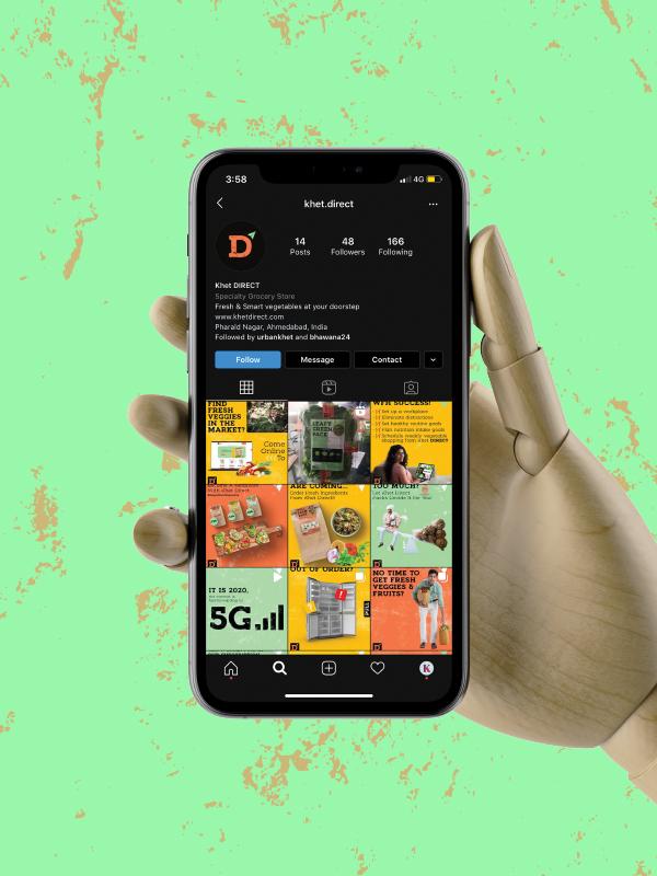 PulsAero helped Khet Direct to enlarge both online & offline