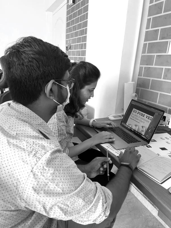 PulsAero built a unique identity, communication and interface for Khet Direct