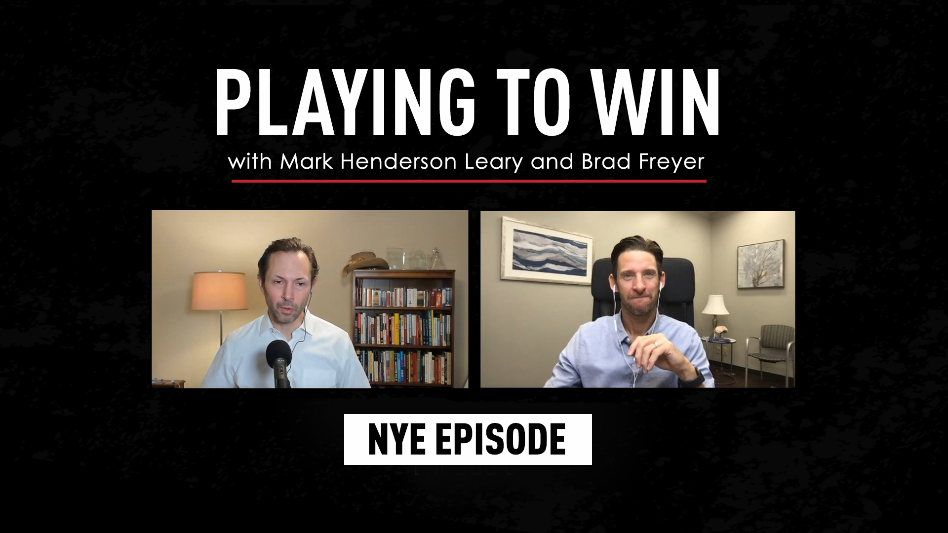 Playing to Win  New Year's Episode