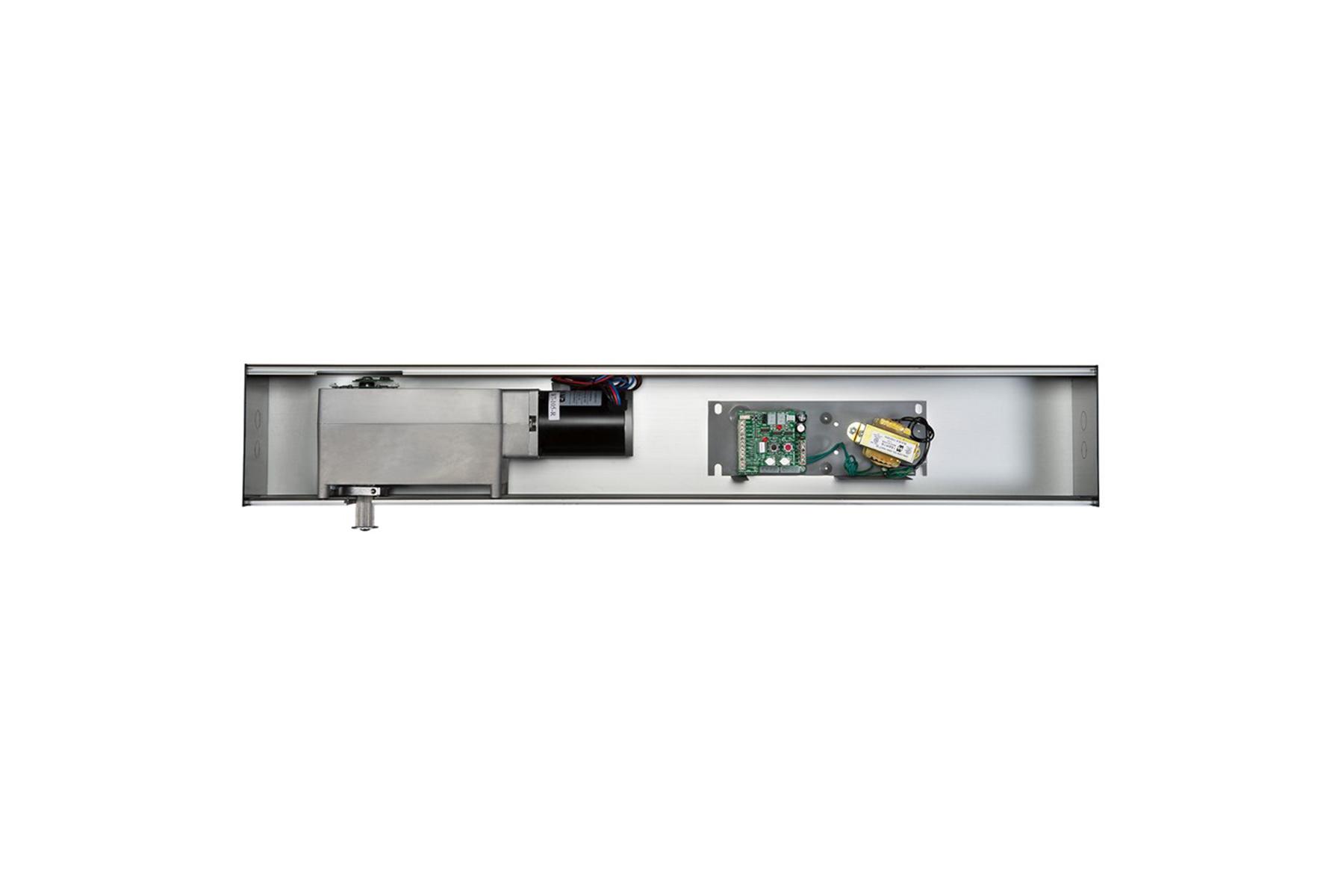 Ditec HA8-SP Stainless Interior