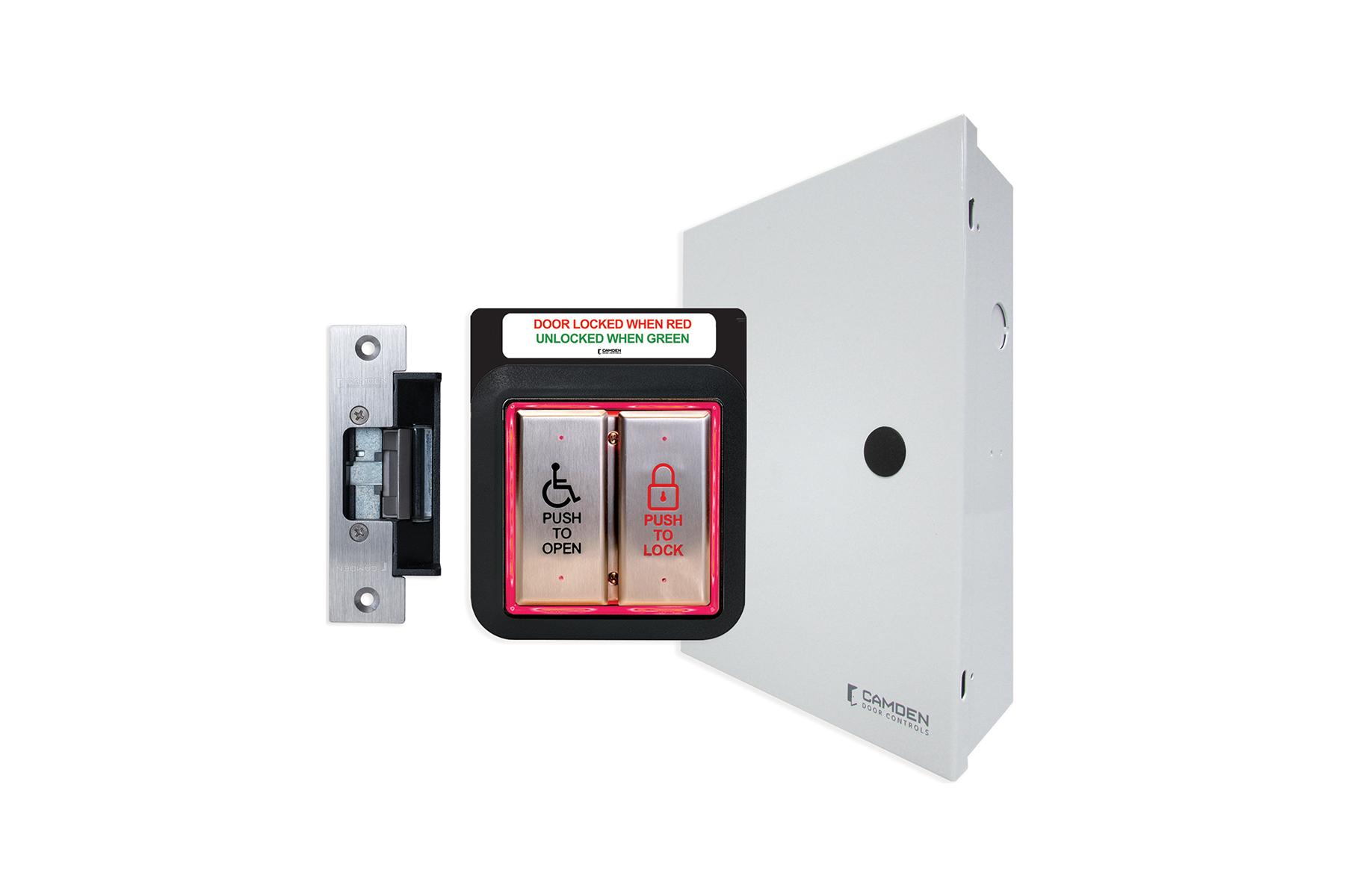 CX-CW Restroom Control Flush Mount