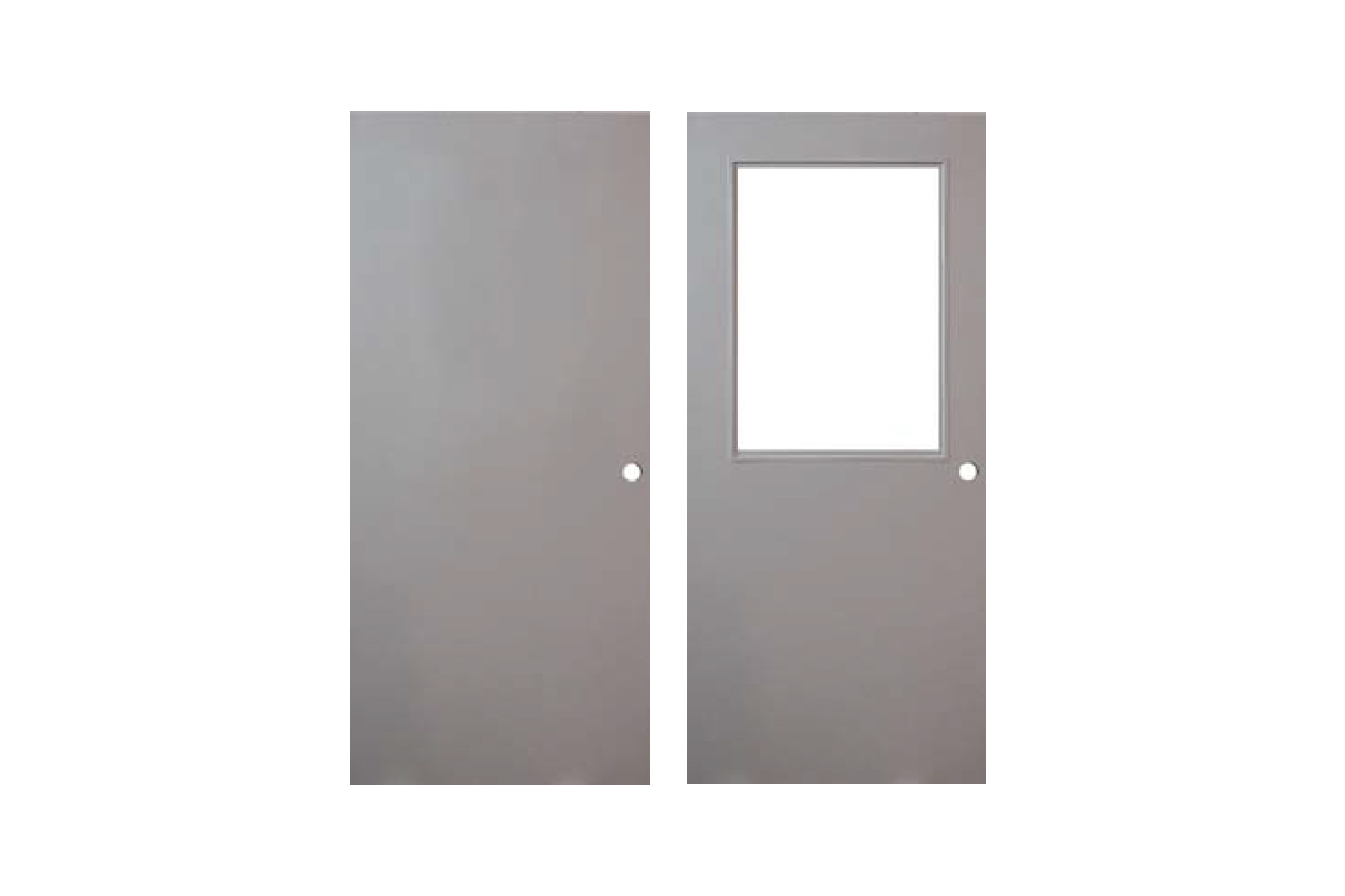 Baron Metal Hollow Metal Doors