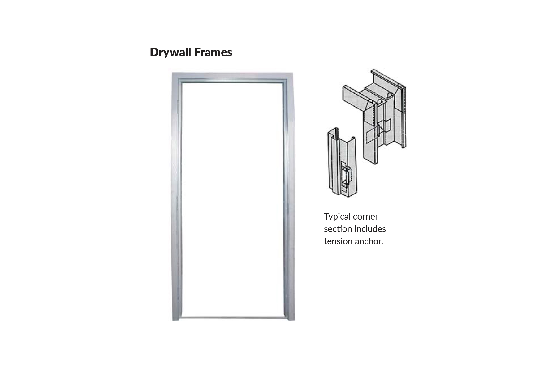 Baron Metal Drywall Frame