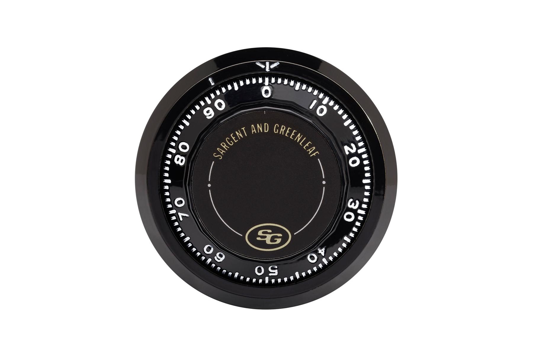 S&G 6730 Dial Lock