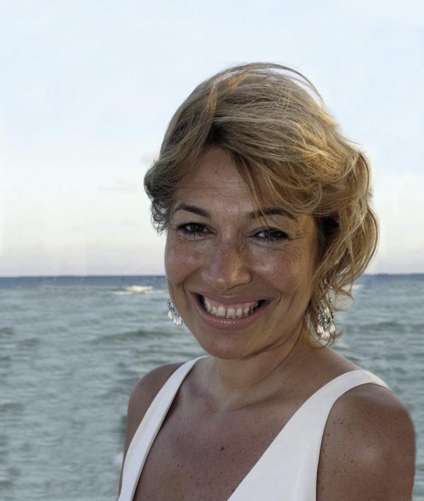 "Maria Louisa ""Malou"" is a Wedding Planner in Tulum, Riviera Maya and the Yucatan."