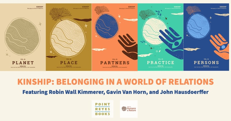 Book Launch: Kinship: Belonging in a World of Relations