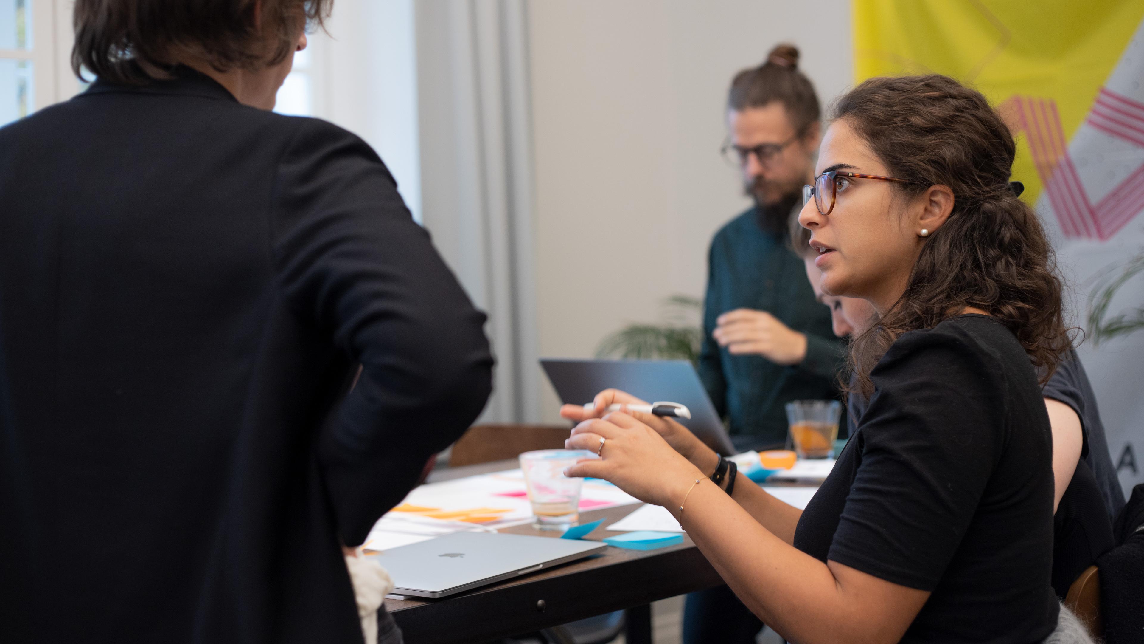 Data4change, Estiona / Tallinn, European Hub For Civic Engagement, Das Progressive Zentrum, maddthing