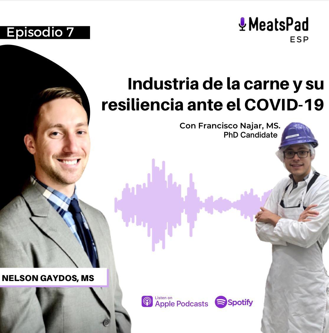 Industria de la carne y su resilencia ante el COVID-19 - Nelson Gaydos, MS