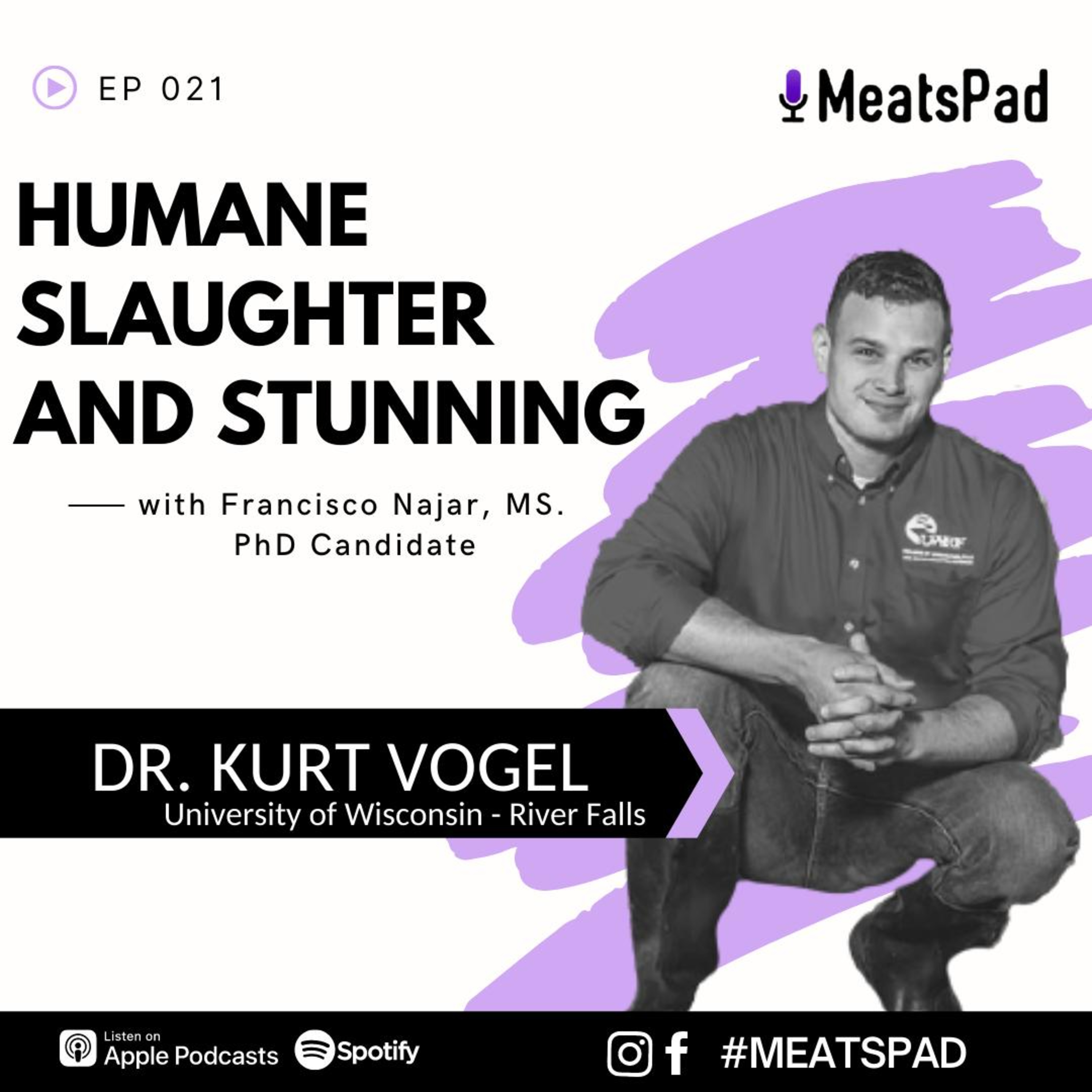 Humane slaughter and stunning - Dr. Kurt Vogel