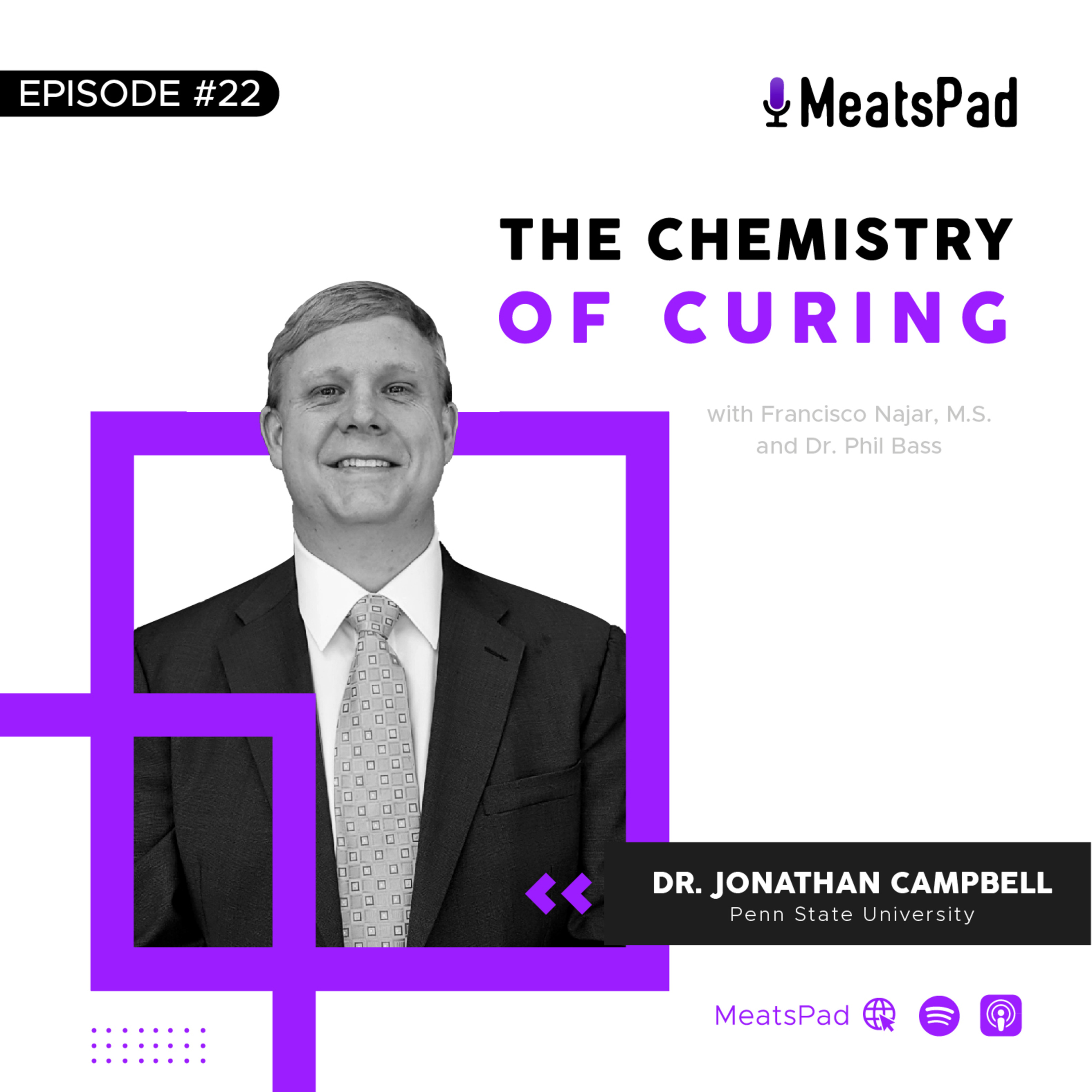 The chemistry of curing - Dr. Jonathan Campbell
