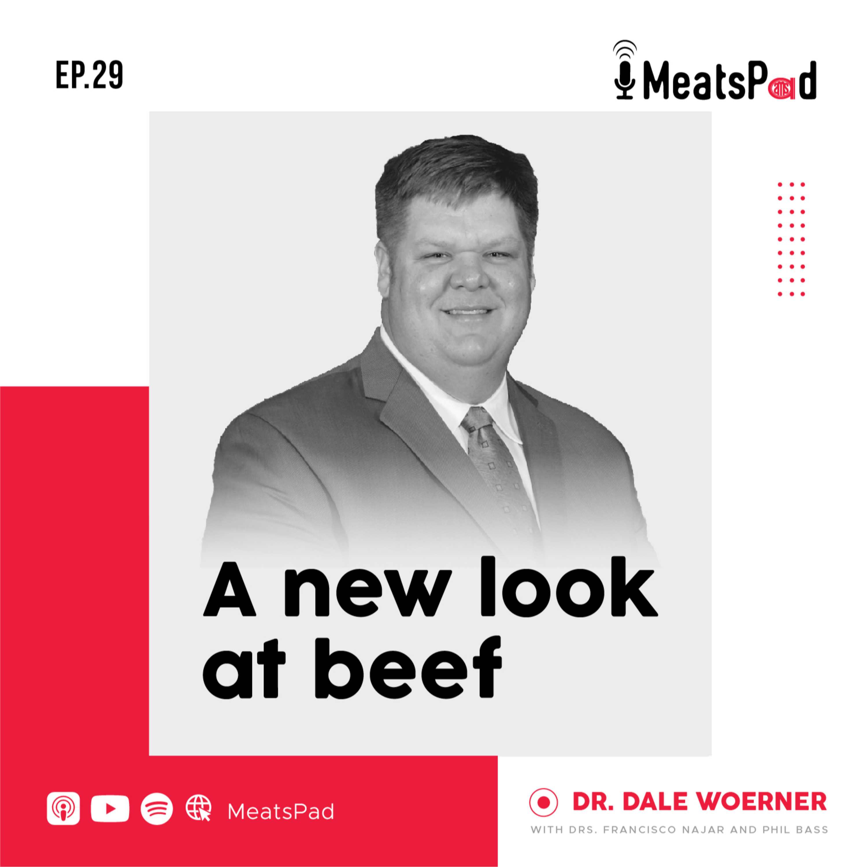 A new look at beef – Dr. Dale Woerner