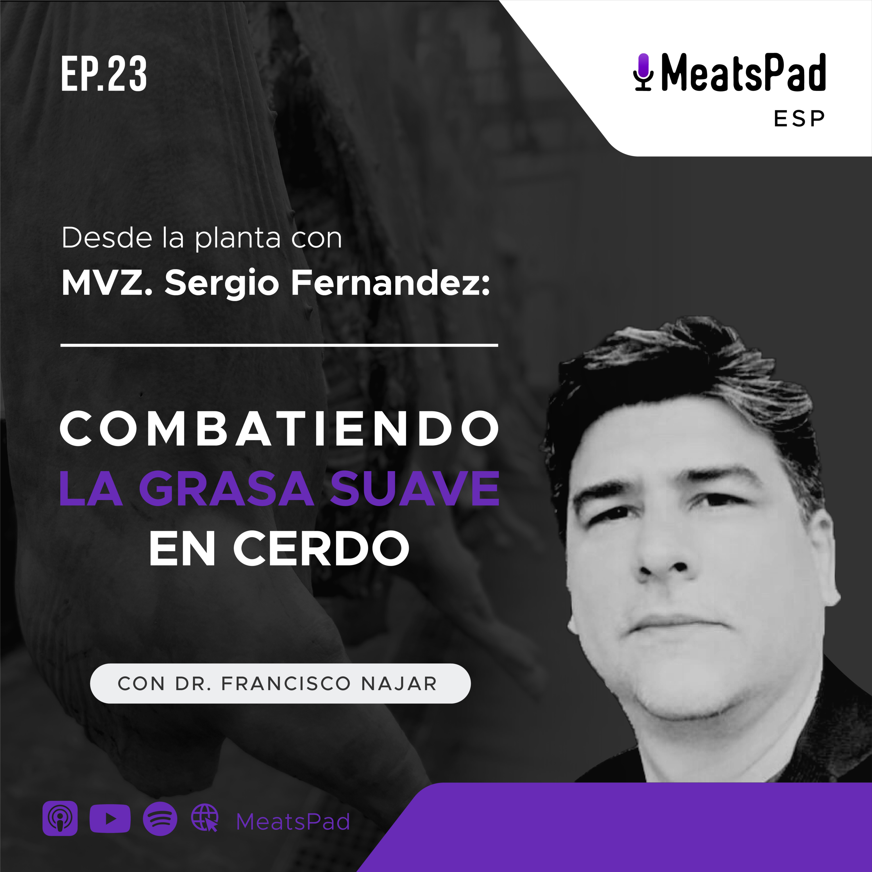 Desde la planta con MVZ. Sergio Fernandez: Combatiendo la grasa suave en cerdo