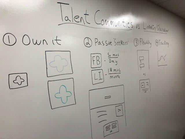 Talent Communities vs Glassdoor/LinkedIn Followings