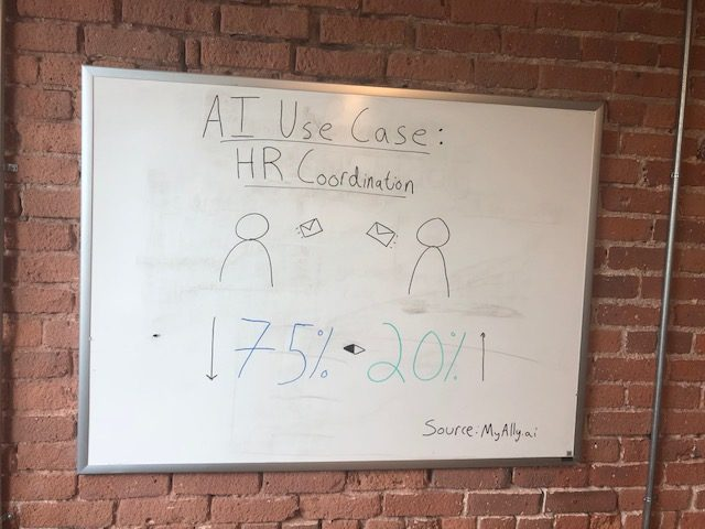 AI for HR Coordination