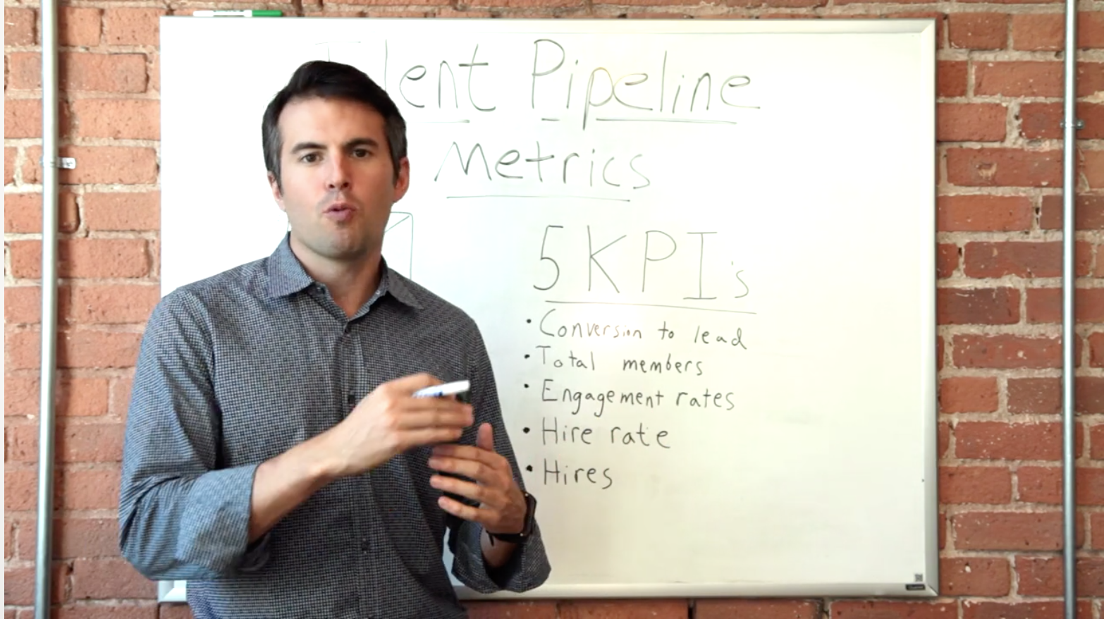 5 Talent Pipeline Metrics You Should Be Tracking
