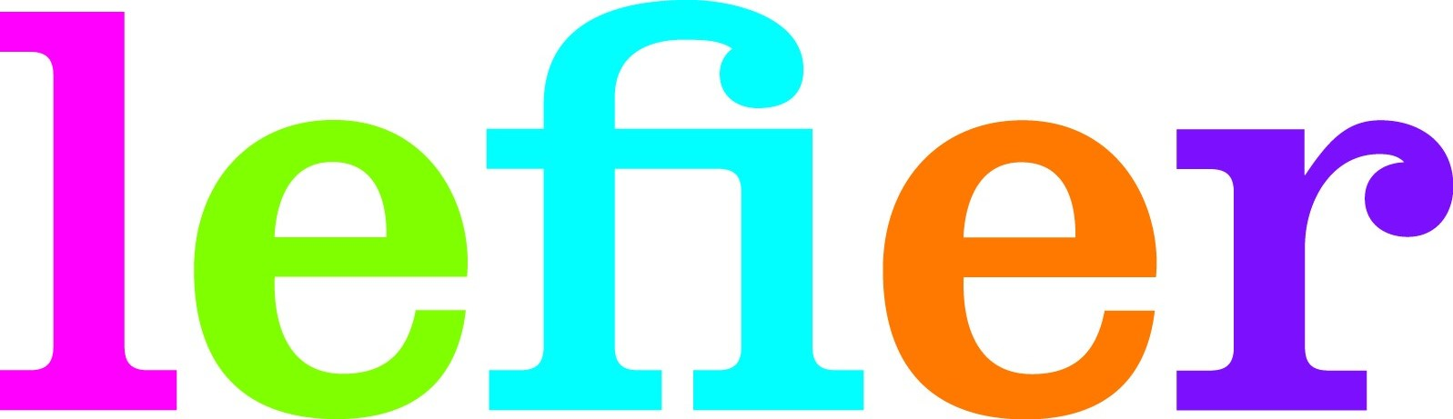 Logo woningcorporatie Lefier