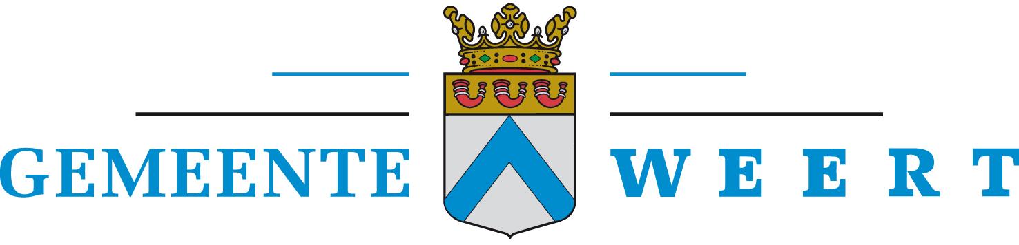 Logo gemeente Weert