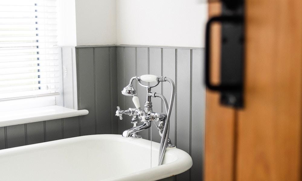 Små badeværelser