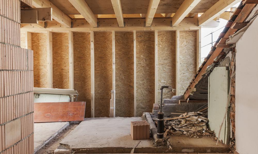 Udbygning af kælder