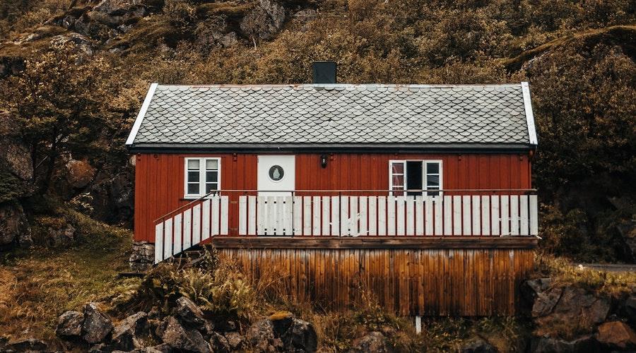 Byg et lille hus