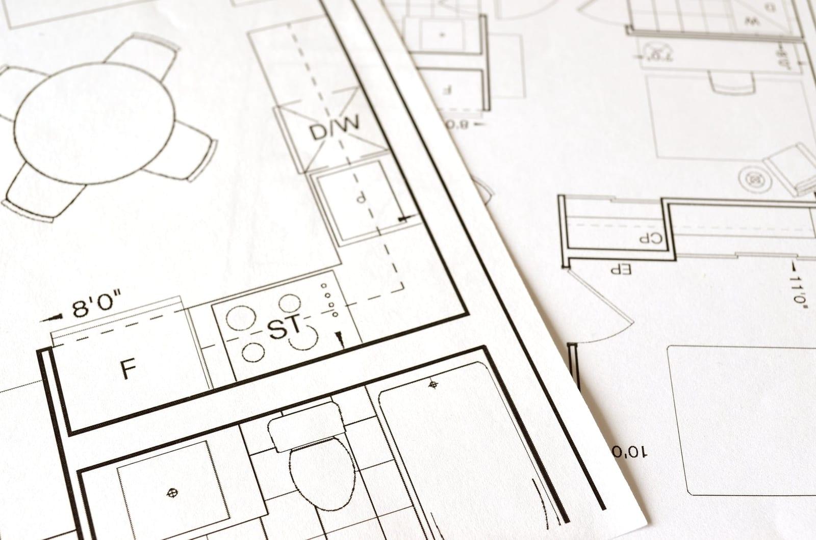 Bygge dobbelthus