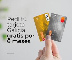 Publicidad Banco Galicia