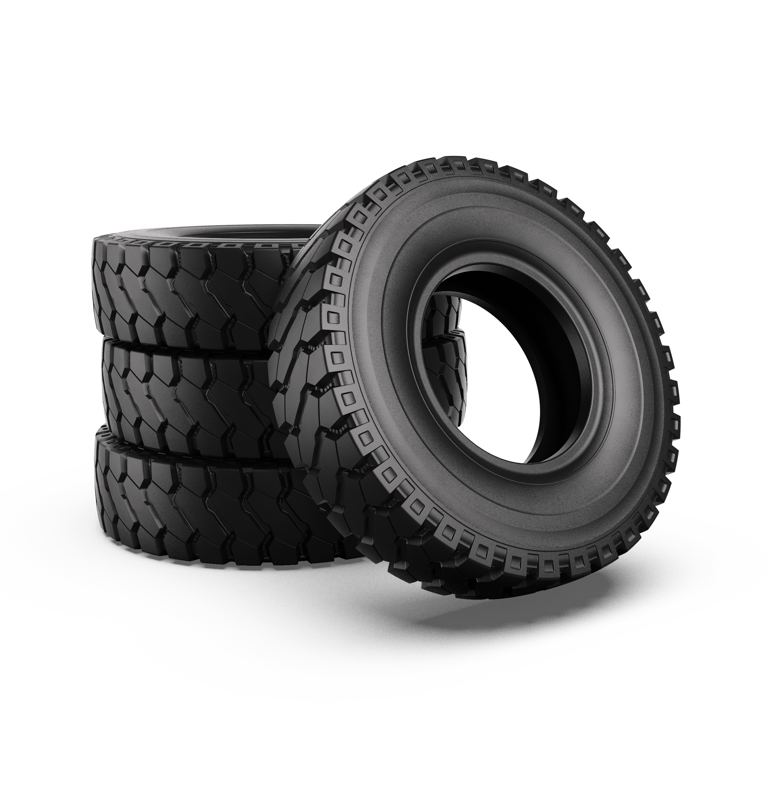 3D CAD Render by Sprout Studios of a Maxam Tire