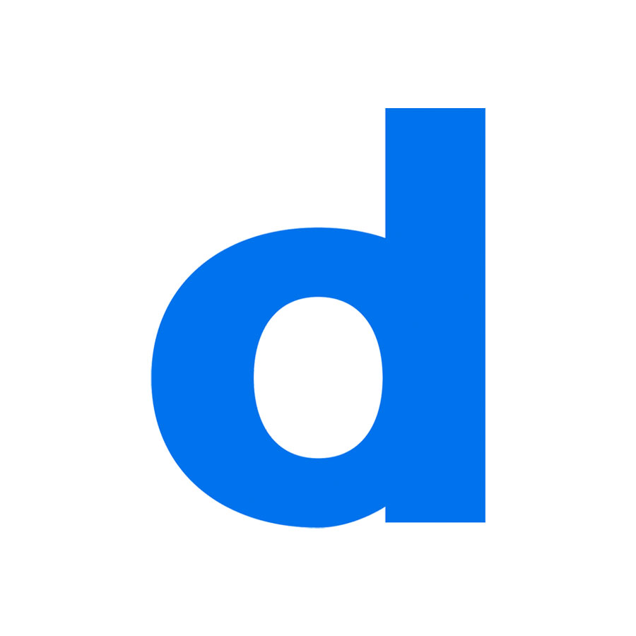 Doodle logo icon