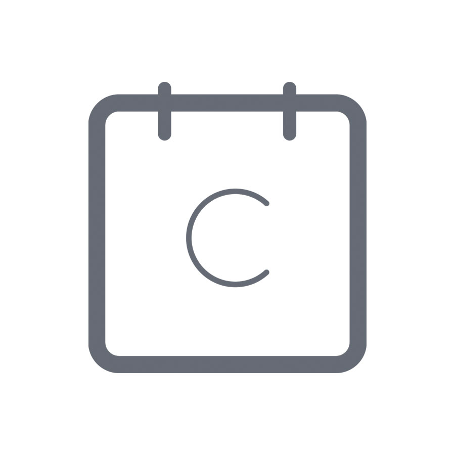 Calendly logo icon