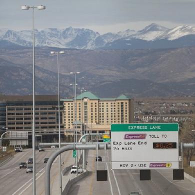 US36 Express Lanes