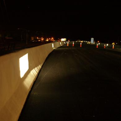 I-25 Integral Lighting