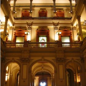 The Colorado Capitol Building