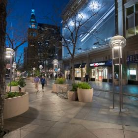 16th Street Pedestrian Area